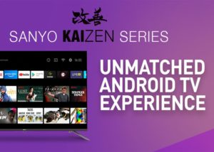 Sanyo TV XT-43A170F Kaizen Series – Review