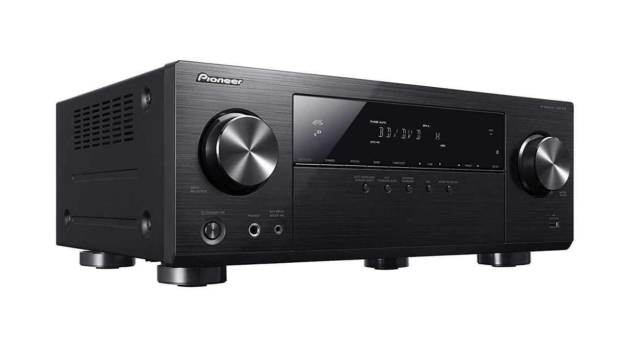 AV Receivers for home theatre system